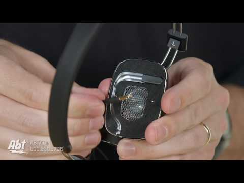 Bowers & Wilkins P3 Series 2 Headphones - Overview