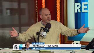 USA Today's Kevin Allen on NHL Expansion in Seattle | The Rich Eisen Show | 6/19/18