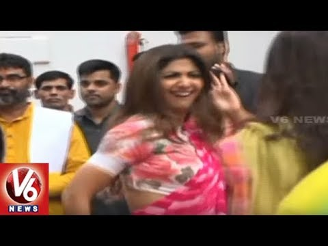 Watch: Shilpa Shetty Crazy Dance At Ganesh Immersion