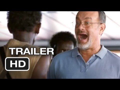 Captain Phillips Official Trailer #2 (2013) - Tom Hanks Movie HD