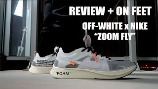 c4ad8939786c1 Review + On Feet   Off-White x Nike