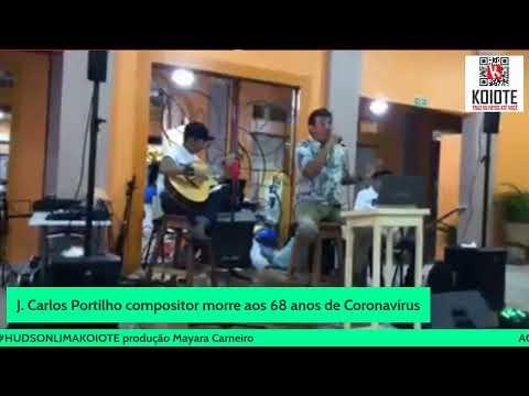 Morre J Carlos Portilho cantor