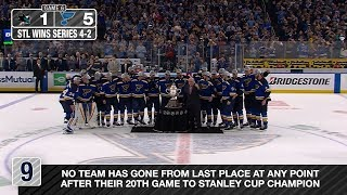 Stanley Cup: 60 - May 21