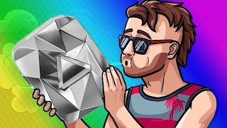 VanossGaming - Gmod Deathrun Funny Moments - Diamond Play Button! (Garry's Mod) #Vanoss #Gmod