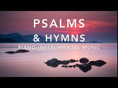 Peaceful & Relaxing Hymns - Piano Music | Prayer Music | Christian Meditation Music | Timeless Hymns