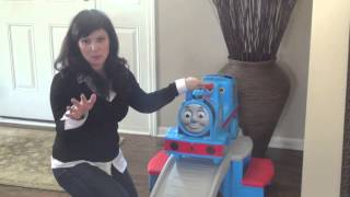 Step2 Thomas the Train Up & Down Roller Coaster Review