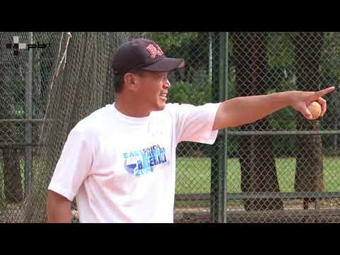 棒球/李文傳返鄉回饋嘉義基層 培育許多職棒球星