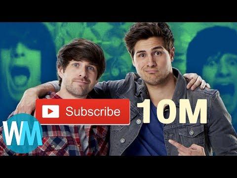 Top 10 Most Impressive YouTube Records