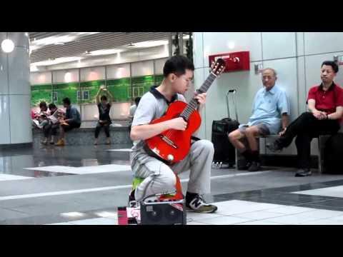 2011 07 17 吳光澂 - 仁醫 連續劇 米希亞 再見你一次 主題曲 古典吉他