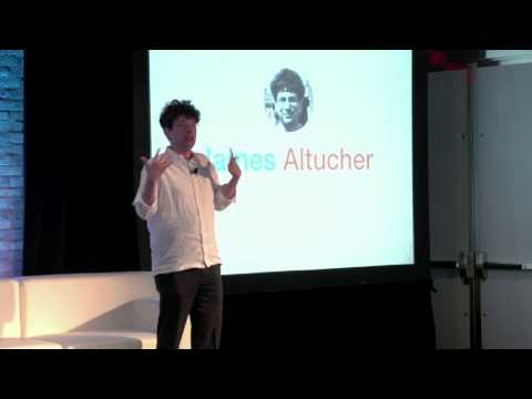 Choose Yourself! Talk by the Author: James Altucher - YouTube