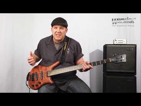 The Warwick Thumb NT 4-string