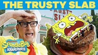 Trusty Slab 🍔 SPONGEBOB'S BIG BIRTHDAY BLOW OUT 🎉 SpongeBob