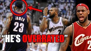 The Time This Player TRASH TALKED LeBron James And Got OWNED (Ft. NBA Playoffs)