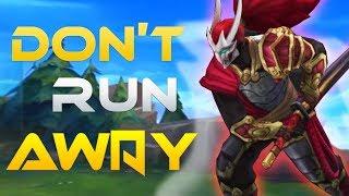ArKaDaTa! DON'T RUN AWAY - Best Yasuo World Montage (League of Legends)