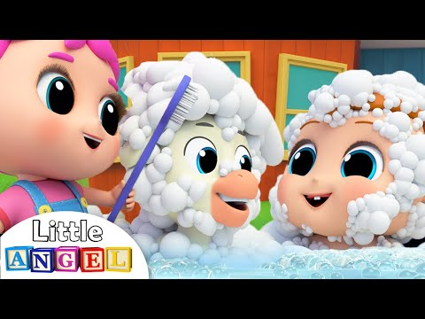 Jill Had a Little Lamb | +More Nursery Rhymes & Kids Songs by Little Angel