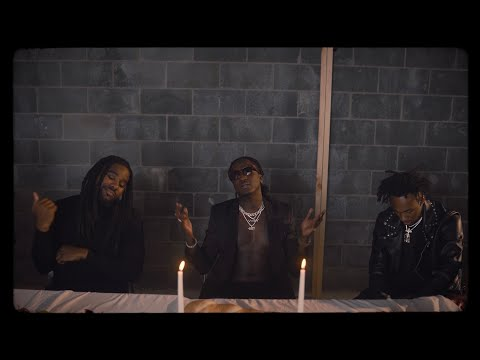 K CAMP &  True Story Gee - EAT (Official Music Video)