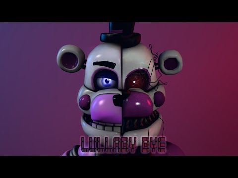 [FNAF\SFM] Lullabye Bye| By: Dr.Steel
