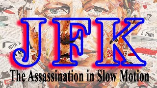 JFK Assassination ~ Zapruder Film Slow Motion (Higher Quality)
