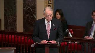 Grassley: SECURE Act Protects DACA Recipients and Provides Needed Reforms to Immigration System