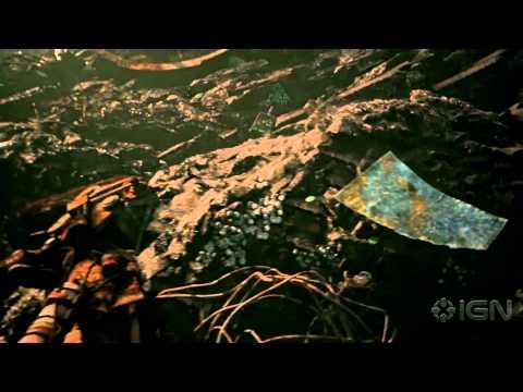Tomb Raider E3 2011 Trailer (TheManCaveDaily.com