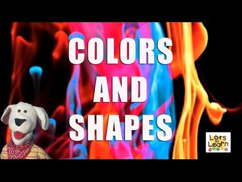 Lots To Learn Preschool Video - Time Out - Preschool Colors