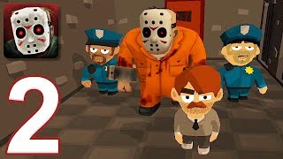 Friday the 13th: Killer Puzzle - Gameplay Walkthrough Part 2 - Lockdown (iOS, Android)