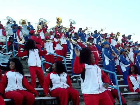 First Coast an Anderw Jackson Marching Band All Around The World