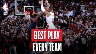 NBA's Best Play Of Every Team | 2018-19 NBA Season