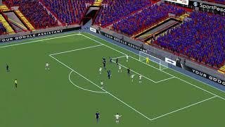Manza United 4-1 Night's Watch F.C. - Momenti salienti