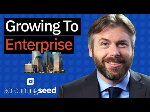 Accounting Seed, a top-rated accounting solution native to Salesforce, announces it is expanding into the enterprise market. Check out the official announcement from founder and CEO, Tony Zorc.
