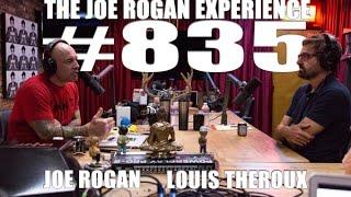 Joe Rogan Experience #835 - Louis Theroux