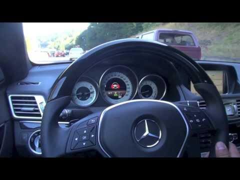 2014 Mercedes-Benz E Class Distronic Plus Demonstration