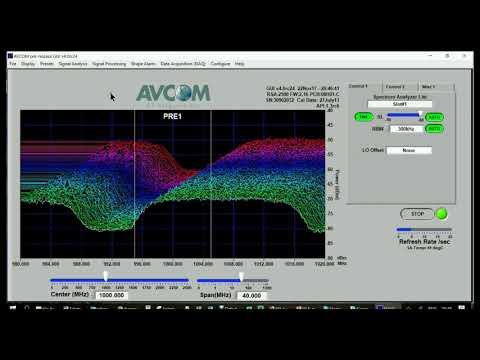 Satellite Beacon Receivers