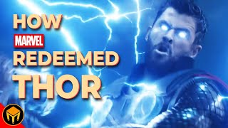 How MARVEL Redeemed THOR