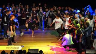 Singapore vs Philippines at World Supremacy Battlegrounds 2014