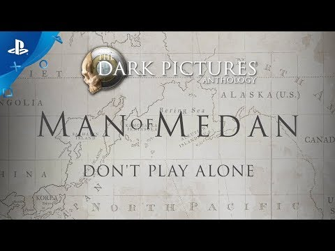 The Dark Pictures Anthology: Man of Medan | Trailer zum Veröffentlichungstermin | PS4