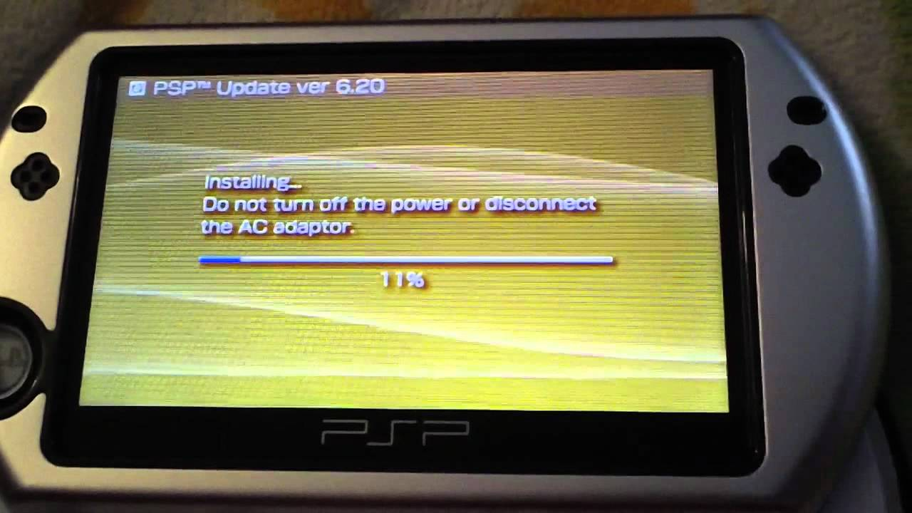 psp 6.39 firmware