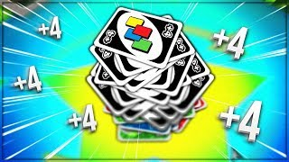 We Played UNO With Unlimited +4s