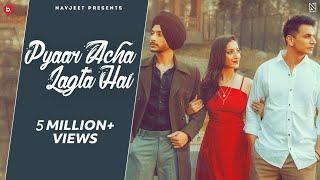 Pyaar Acha Lagta hai – Navjeet Ft Prince Narula – Divya Sharma Video HD