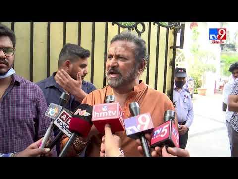 Mohan Babu speaks after meeting Balakrishna