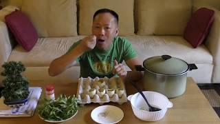Thử Thách Ăn 20 Trứng Vịt Lộn và Công Bố Kết Quả :))