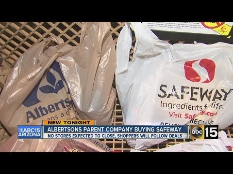 Albertsons Parent Company Buys Safeway - Smashpipe News