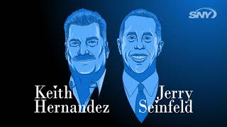 Keith Hernandez & Jerry Seinfeld reunite for nothing, and it's something!
