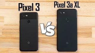 Pixel 3a XL vs Pixel 3 Camera Test - Really the same?