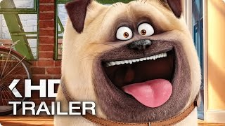 PETS Trailer Compilation German HD