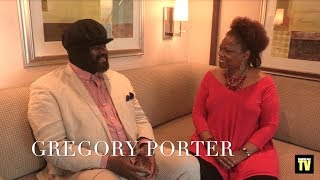 Gregory Porter Interview - 2019 SuperCruise