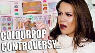 """COLOURPOP HOLIDAY """"CONTROVERSY"""" COLLECTION"""