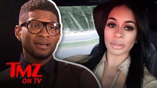 Did Usher's Herpes Accuser Blow Her Case? | TMZ TV