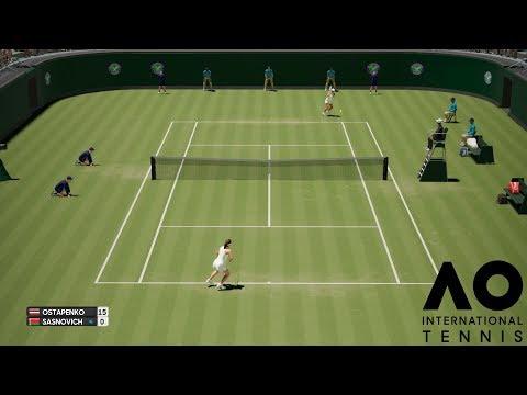 Jelena Ostapenko vs Aliaksandra Sasnovich