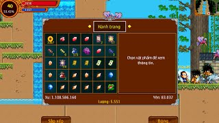 Kiếm 1.100.000.000 Xu đơn giản Ninja School Online - vvietso1
